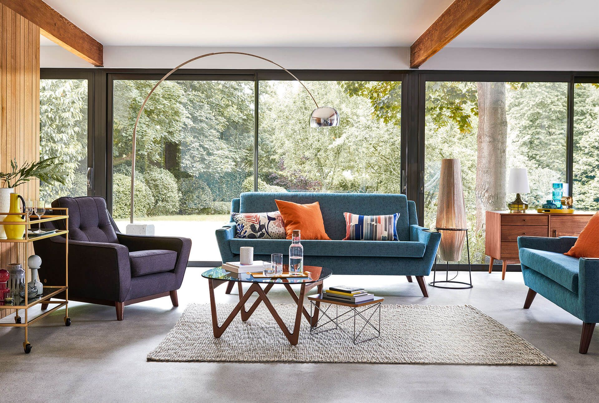 Designer Sofas John Lewis How To Style The John Lewis Interior Design Trends For A W 2018