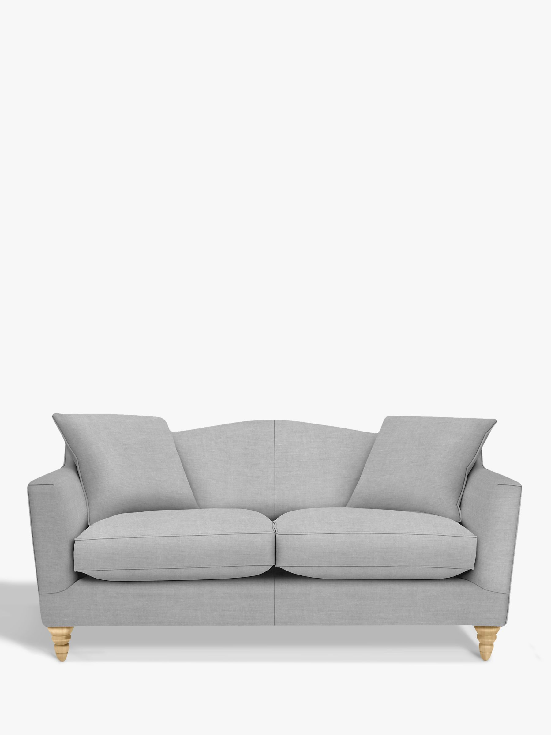 John Lewis Melrose Sofa Croft Collection Melrose Fixed Cover Medium 2 Seater Sofa