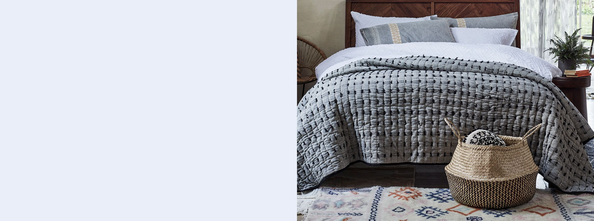 King Size Bed Throws Throws Blankets Bedspreads John Lewis Partners