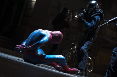 watched THE AMAZING SPIDER-MAN (2012) on 5.18.13. It was my first ...