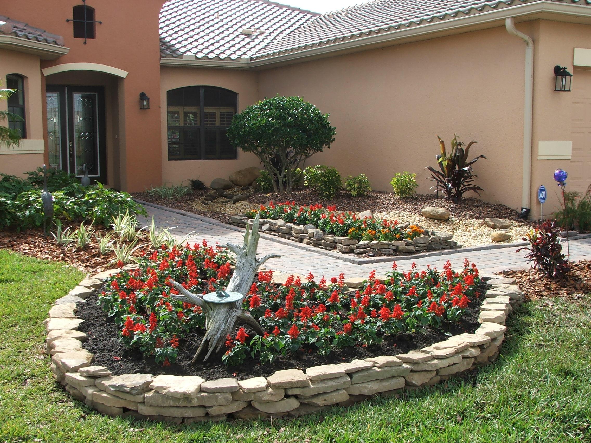 A Small South Florida Garden Introduction Florida Friendly