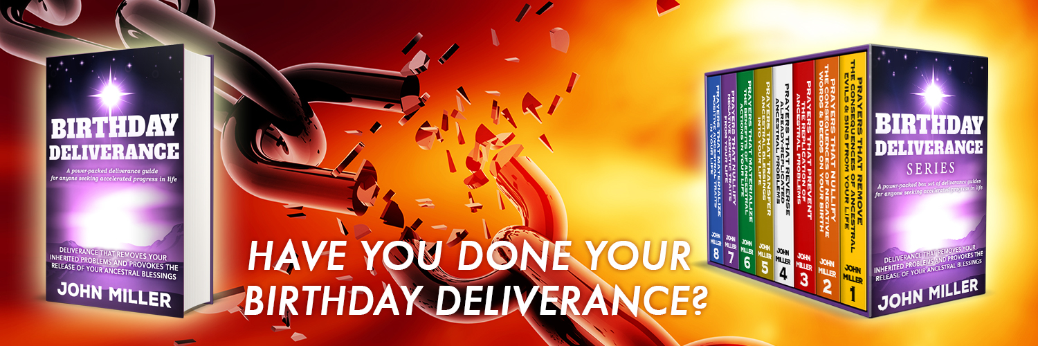 Birthday Deliverance Series Banner
