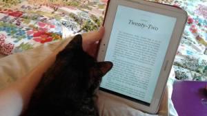 Shelli Littleton reading Treasure