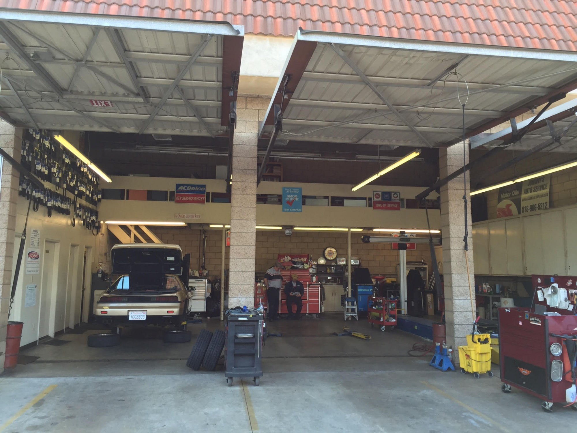 Repair Shop Why Covina Auto Repair Johnny S Auto Service