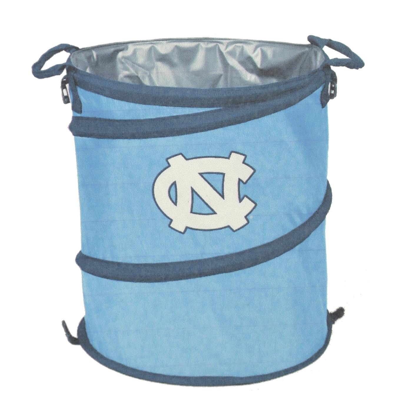 Collapsible Trash Cans Johnny T Shirt North Carolina Tar Heels Collapsible