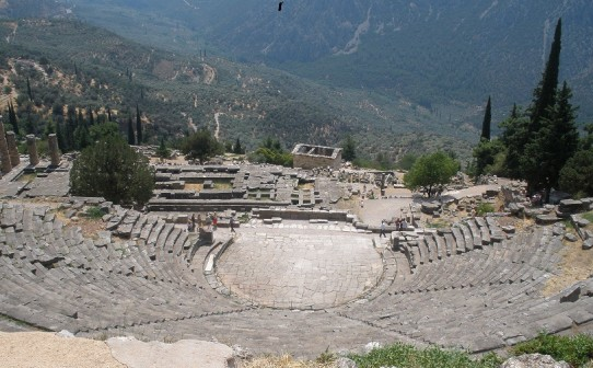 Oracle at Delphi Stage