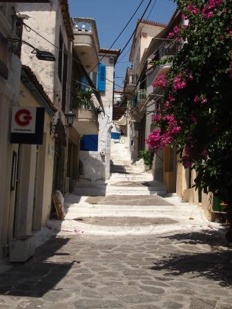 Greek Isle Street