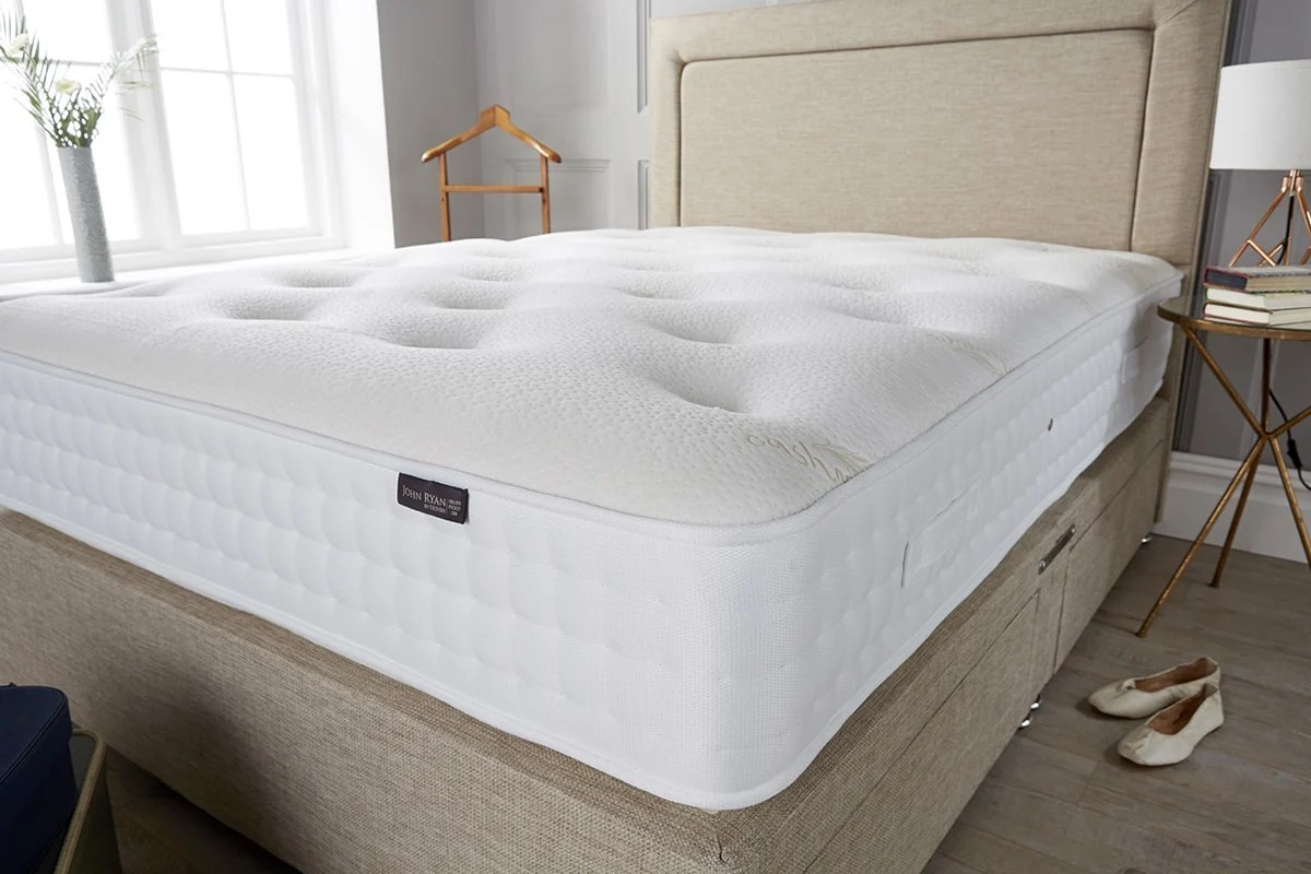 Serta Mattress Uk Will My Memory Foam Bed Sag Or Dip John Ryan By Design