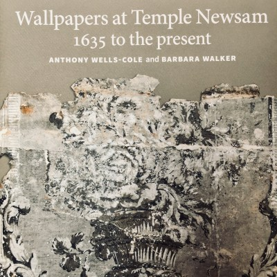 Wallpapers at Temple Newsam: 1635 to the Present - John Sandoe Books