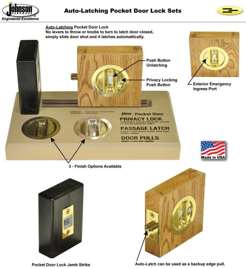 Large Of Pocket Door Locks