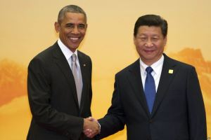 obama and Xi_voanews