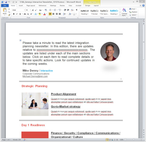 microsoft word template Archives  John Edward Trail
