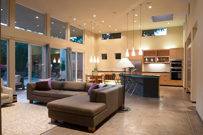 modern open home design portland oregon house plans modern farmhouse open floor plans ranch house