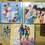 美品 Not yet CDシングル 「ペラペラペラオ (全3種類)」