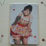 Dream5 ミュージックカード ことり