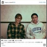 """仮面ライダードライブ・内田理央&稲葉友""""姉弟""""ショットに反響! #アイドル #idol #followme"""