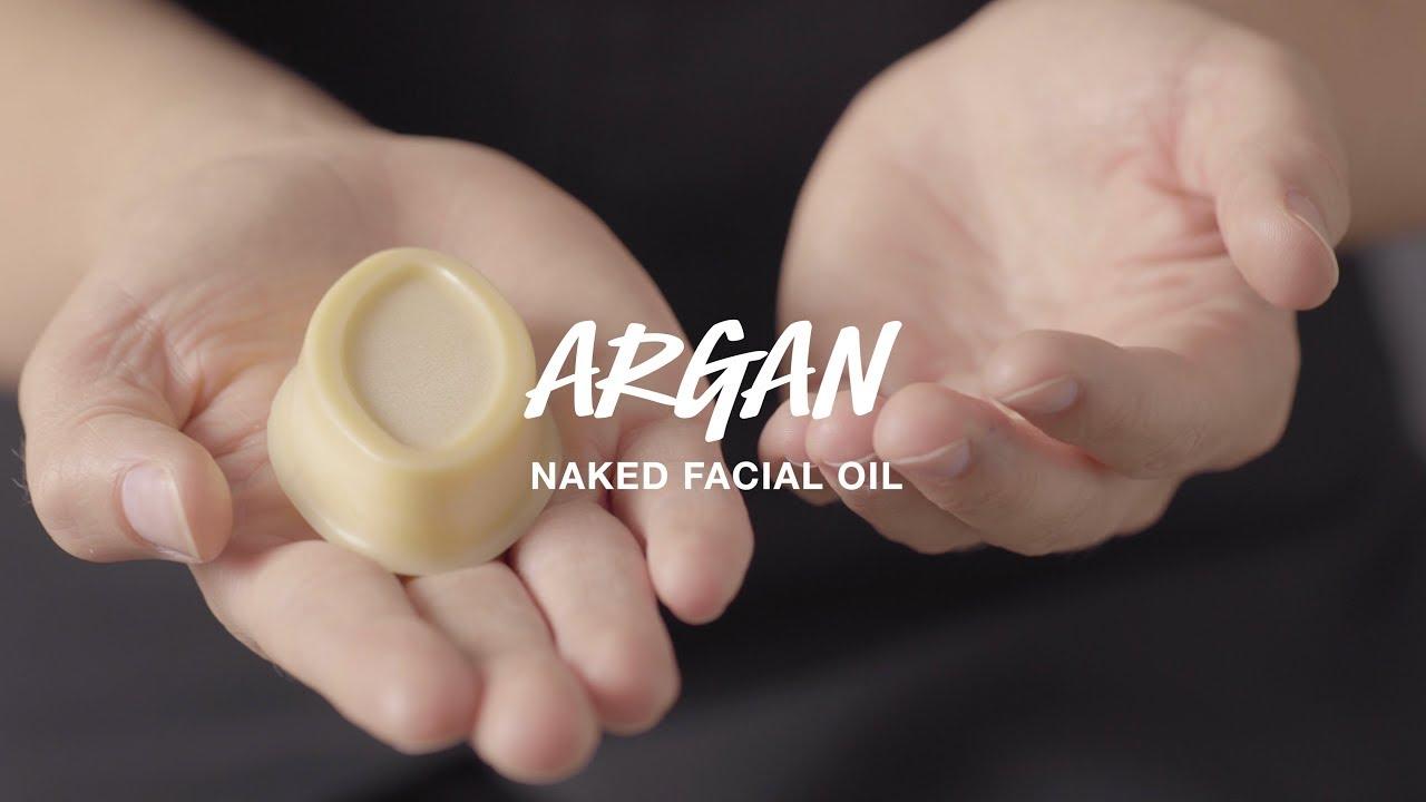 How to Use #22 ソリッドフェイシャルオイルの使い方|LUSH ラッシュ #スキンケア #プラセンタ #Skincare #followme