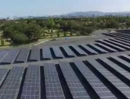 滋賀・矢橋帰帆島メガソーラー発電所 #太陽光発電 #エコ #followme
