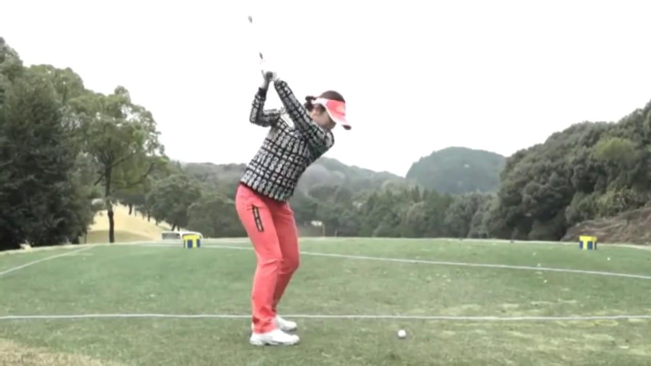 女王 イ・ボミ ゴルフスイング 強さの秘密 上達のためのイメージトレーニング用 #スポーツニュース #followme