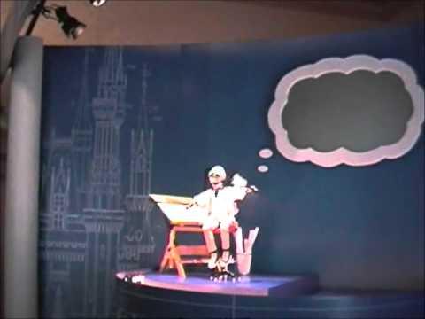 Imagineer Arstin The Disney Gallery TDL 1998 #ディズニー #Disney #followme