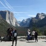 ≪154≫ ヨセミテ国立公園のトンネルビューからの眺め #ヨセミテ国立公園 観光 #Yosemite #followme