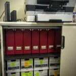 モノの保管に、シンプルでオシャレなセリア「Plenty Box」を