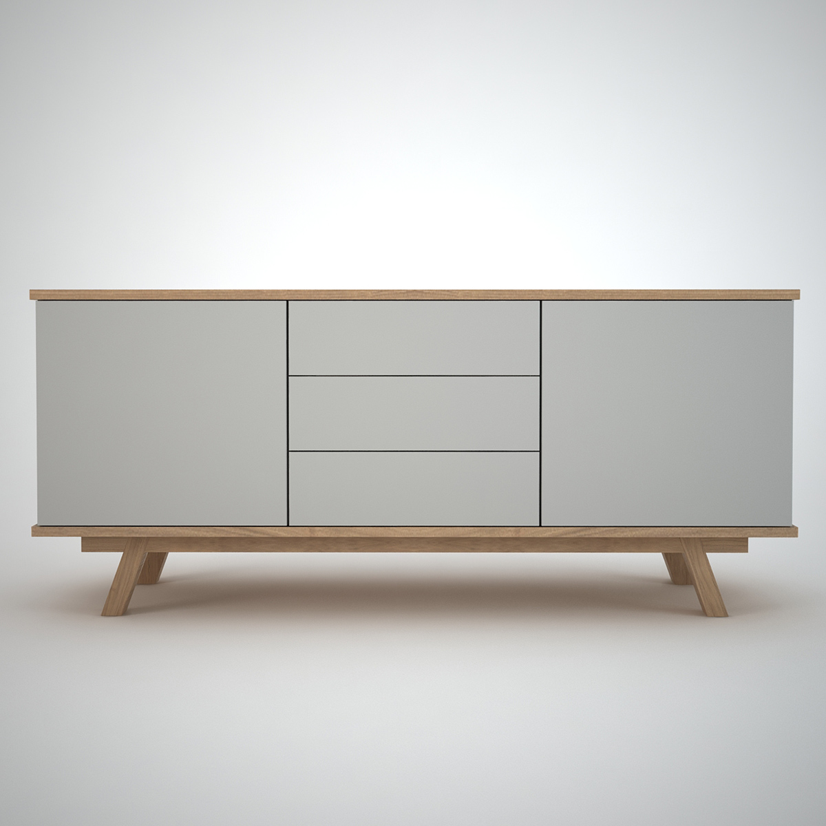 Side Board Ottawa Sideboard 2 433 Clay Join Furniture