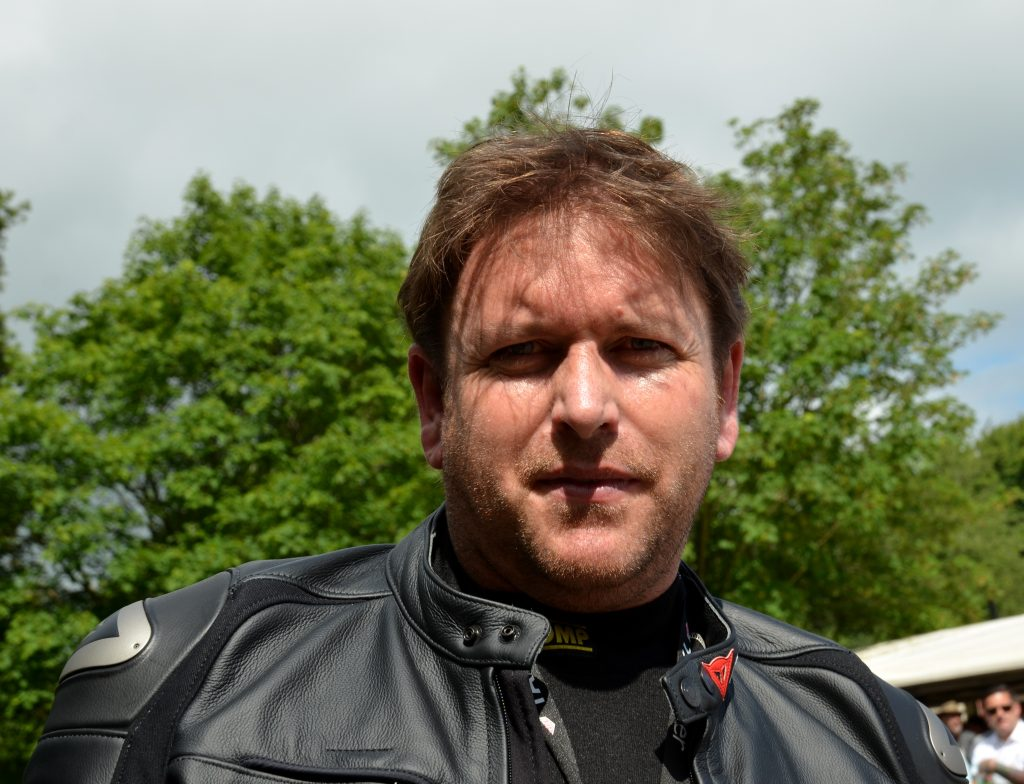 James Martin Company Goodwood Festival Of Speed Celebrity Drivers Join The World