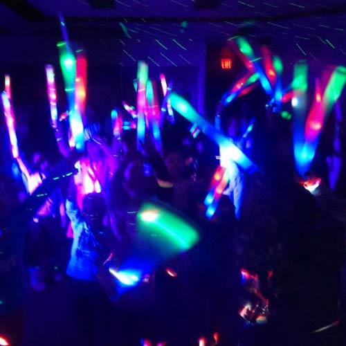 Bulk Jewelry Wholesale Led Foam Glow Baton Sticks Light Up Wholesale Bulk Pricing