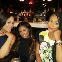 Jennifer Williams Spotted Filming 'BBWLA' w/ Shaunie O' Neal, Tami Roman+More Exclusive Snaps From Season 5