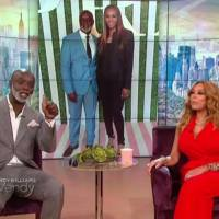 Peter Thomas Holding On To His Peach, Spills Tea On Cynthia Bailey Divorce, Cheating & RHOA Drama at 'Wendy' [Video]