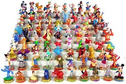 Mcdonald39s Disney 100 Years Of Magic Figures For Sale