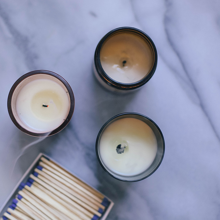 my latest favorite candles