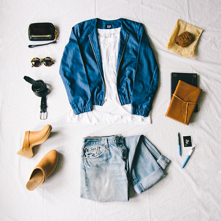 a day in the life // @gap #styldby