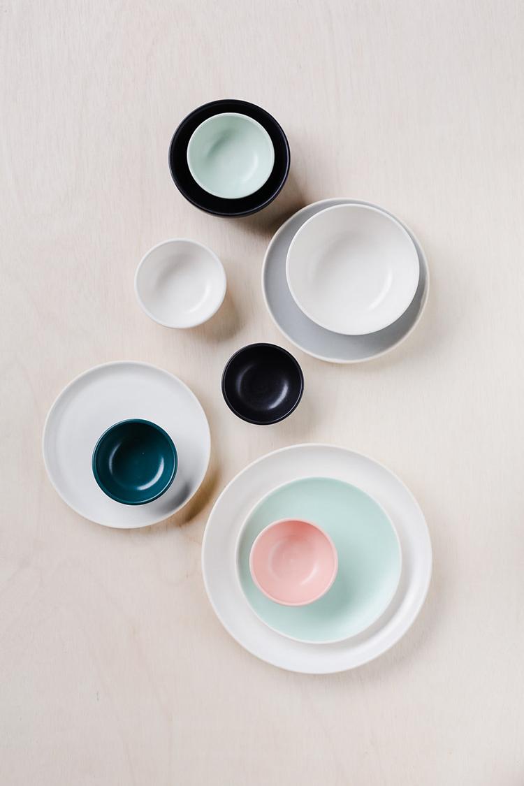 paper & clay ceramics