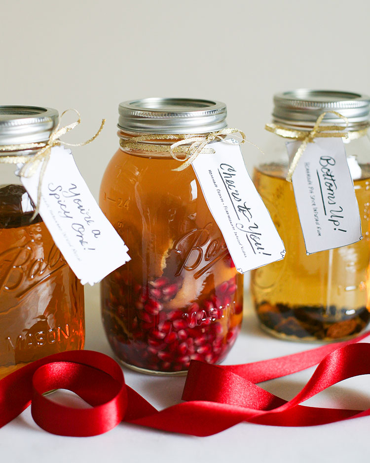jojotastic - recipe   3 infused liquor combinations + free