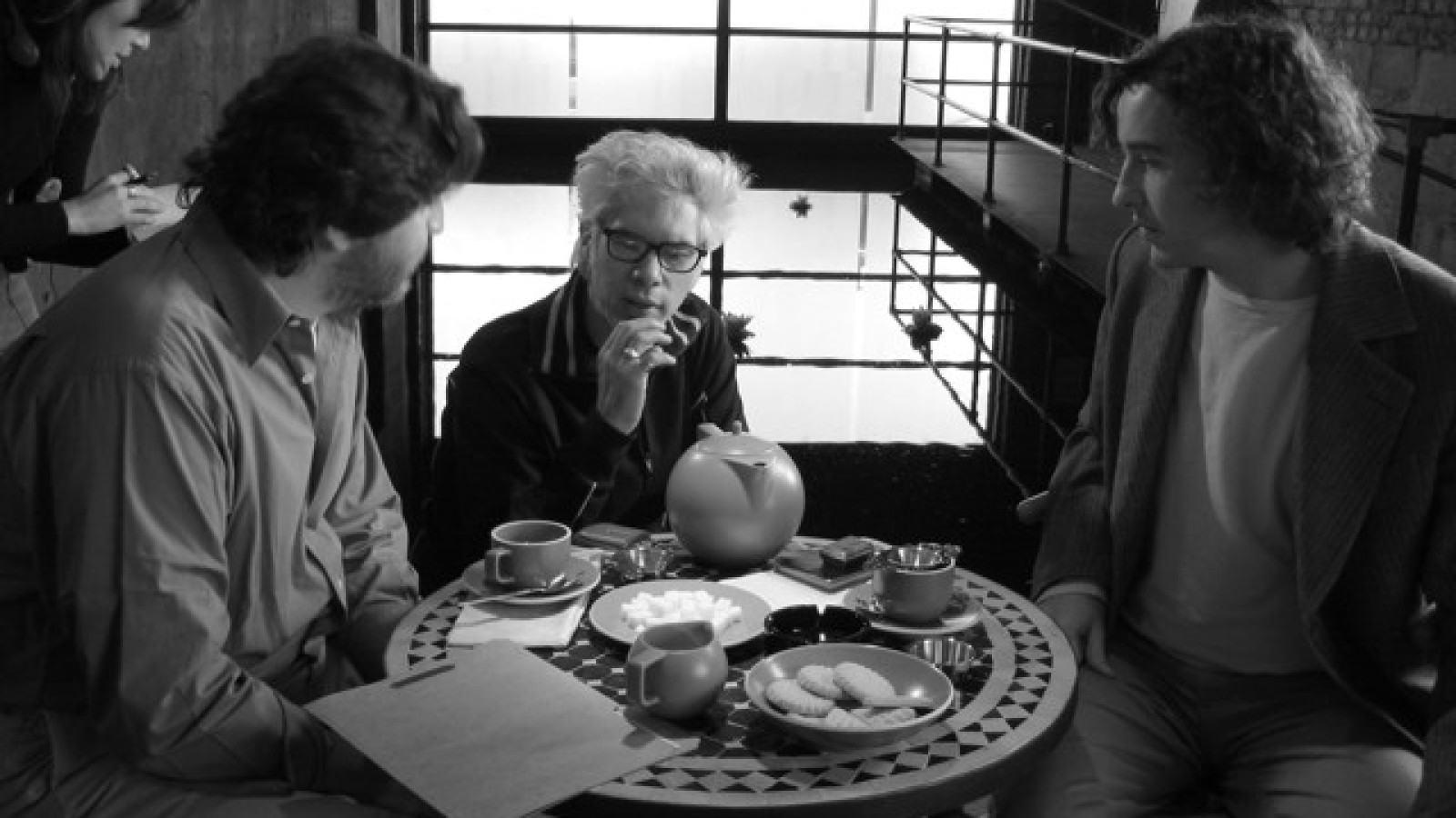 Jim Jarmusch Coffee And Cigarettes Film Society Of Lincoln Center