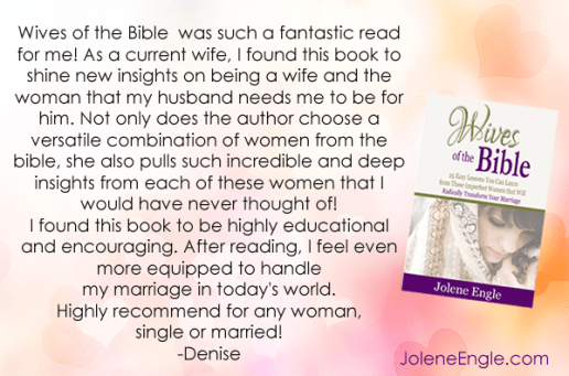 Wives of the Bible review