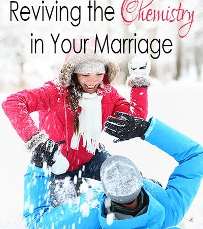 Reviving the Chemistry in Your Marriage (Podcast #42)