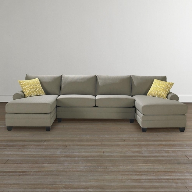 Double Chaise Sectional Aubrey Double Chaise Sectional Sofa Design Image 18