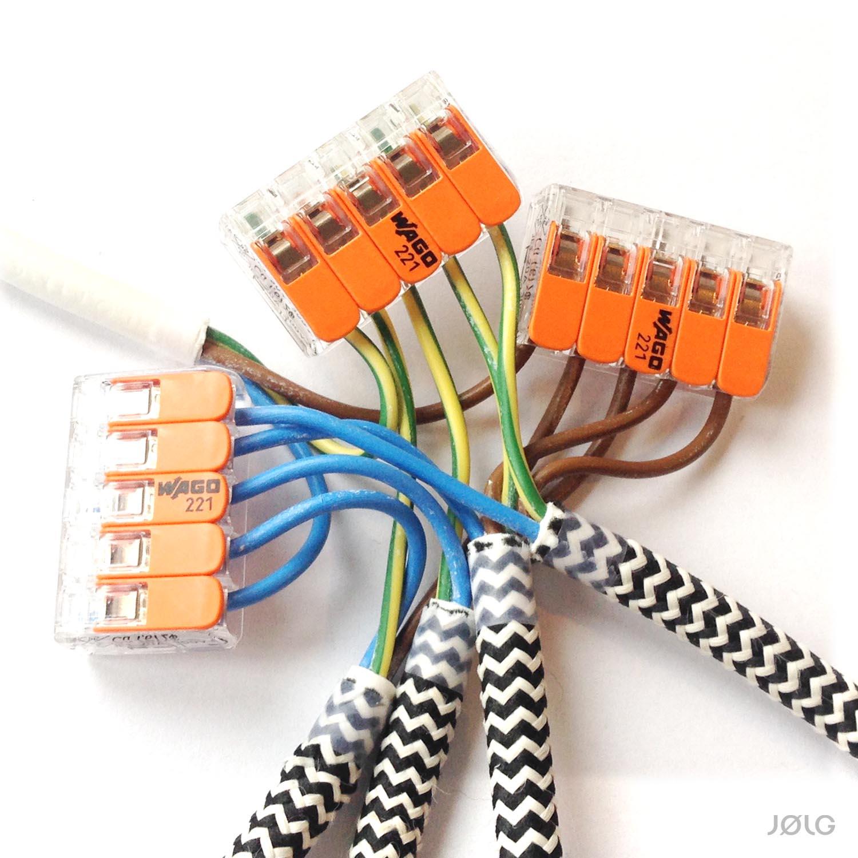 Lampe Anschliessen Farben Deckenlampe Anschliessen Und Montieren