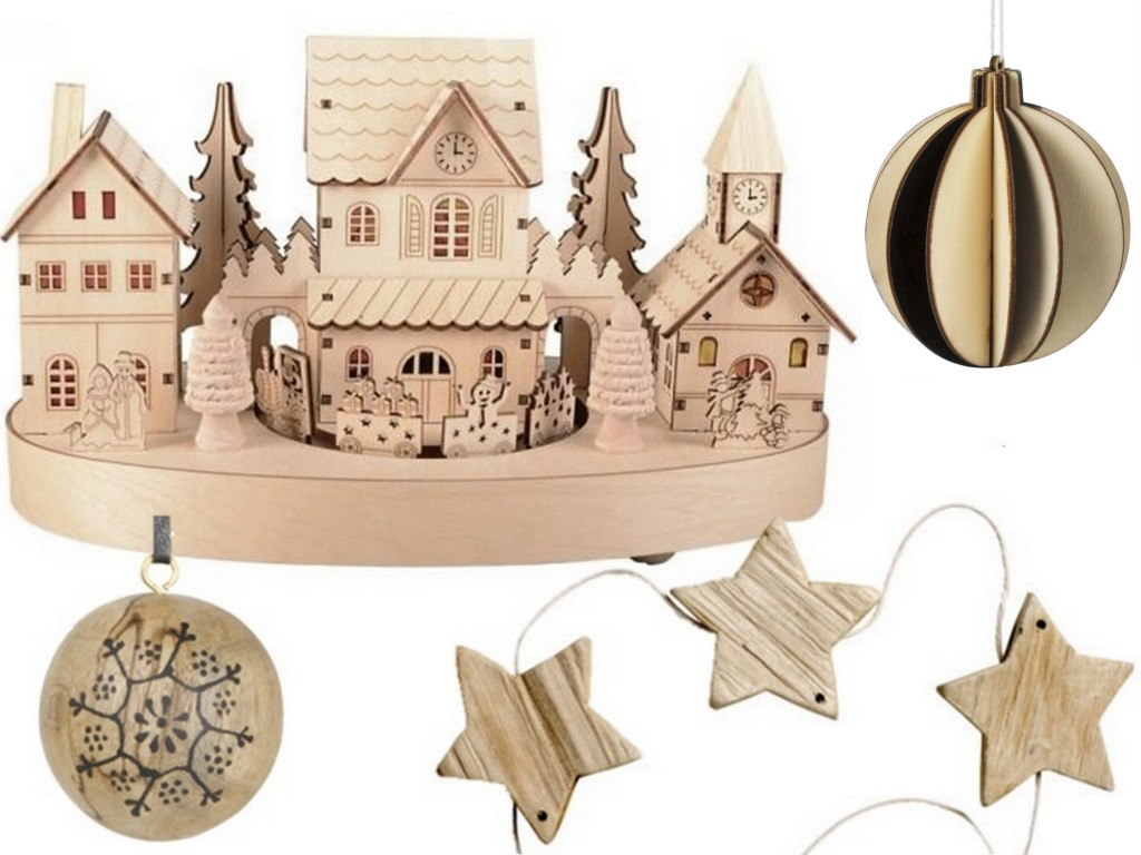 Modele De Decoration De Table De Noel Deco Noel Bois Exactjuristen