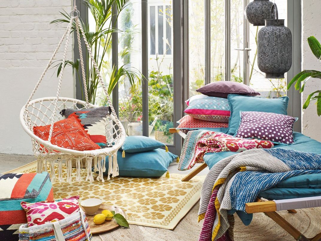Decoration Interieur Boheme La Collection Gypsetter De La Redoute Joli Place