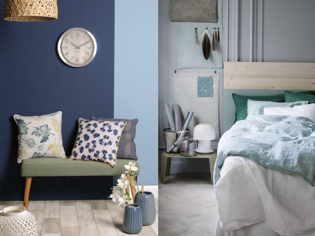 Idee Deco Chambre Bleu 1001 Id Es Pour Une Chambre Bleu