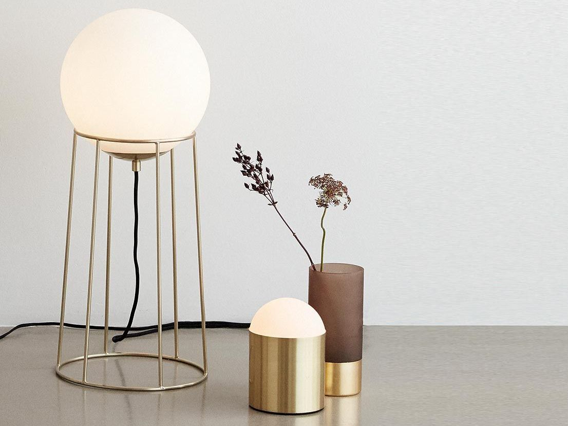 Laiton Lampe Lampe Laiton Design In The Mood For Gold Joli Place