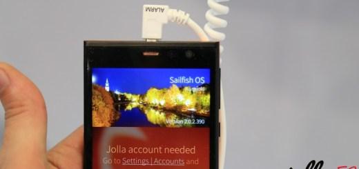Sailfish OS 2.0.2.390 Aurajoki