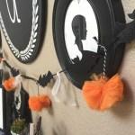 Five Minute Halloween Banner DIY