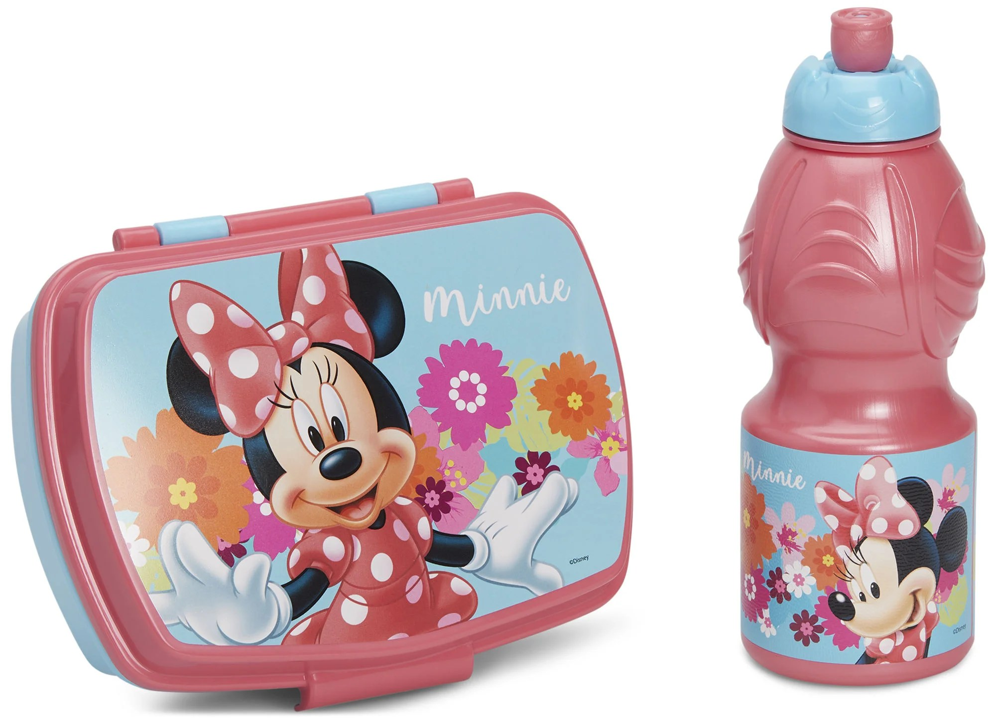 Kinderwagen Set Outlet Kaufen Disney Minnie Maus Brotzeit Set Jollyroom