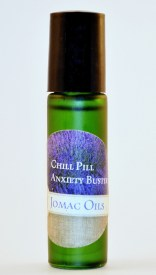 Chill Pill Anxiety Buster Blend Oil 10 ml roller bottleChill Pill Anxiety Buster Blend Oil 10 ml roller bottle