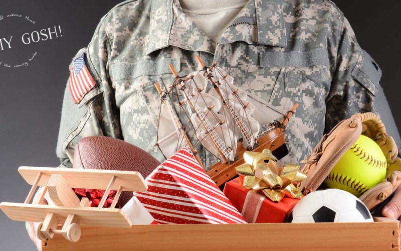 What Troops Really Want in a Care Package